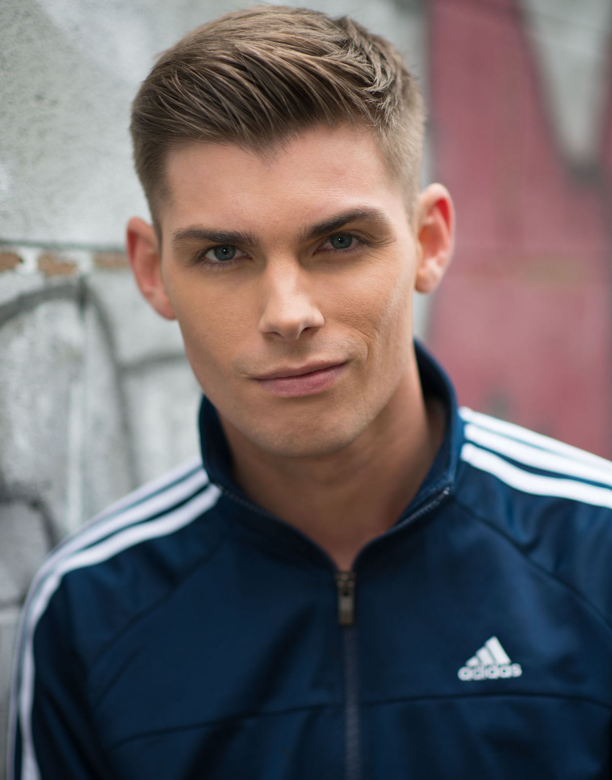 Kieron Richardson (Actor) Headshot