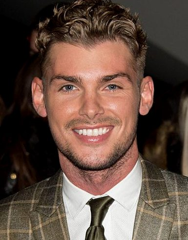 Kieron Richardson Headshot