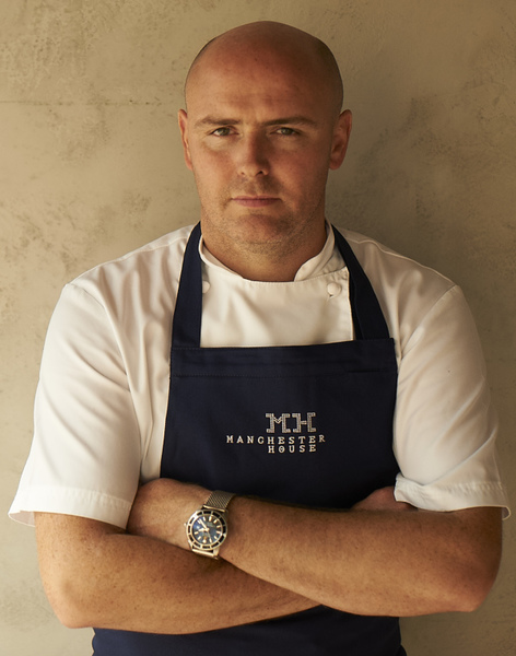 Aiden Byrne (Chef) Headshot
