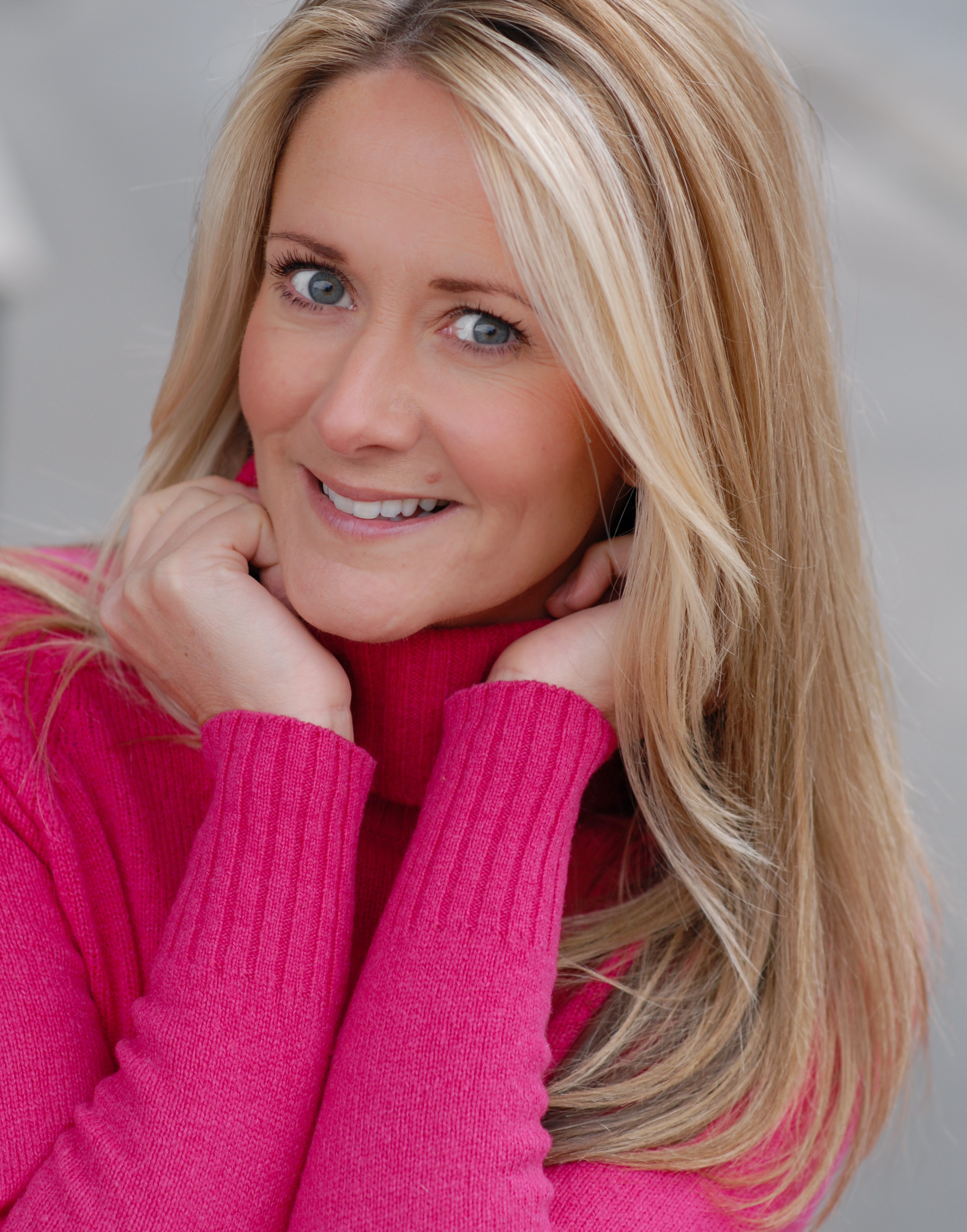 Tracey Booth Headshot