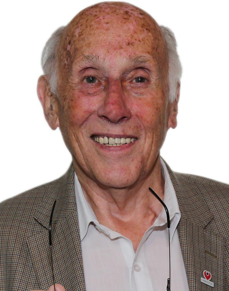 Bernard Nagle Headshot