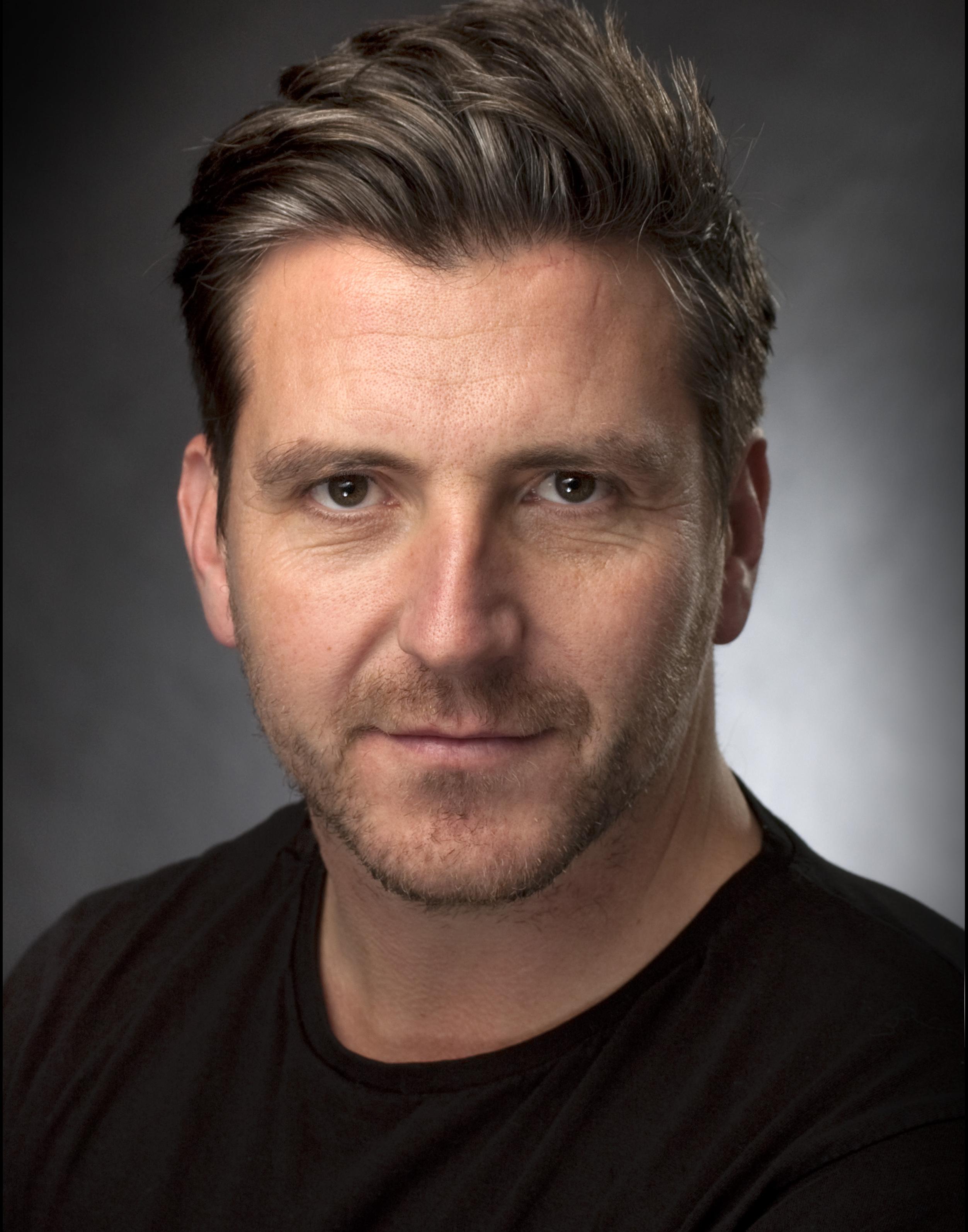 Jamie Sarsfield Headshot