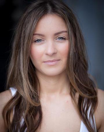 Sophie Hannah Harrison Headshot
