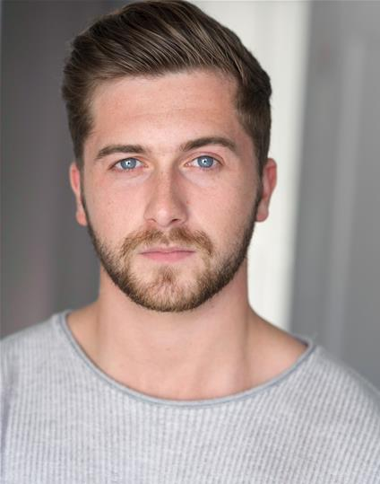 James Whitehurst Headshot