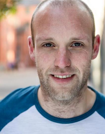 Darren Thorpe Headshot